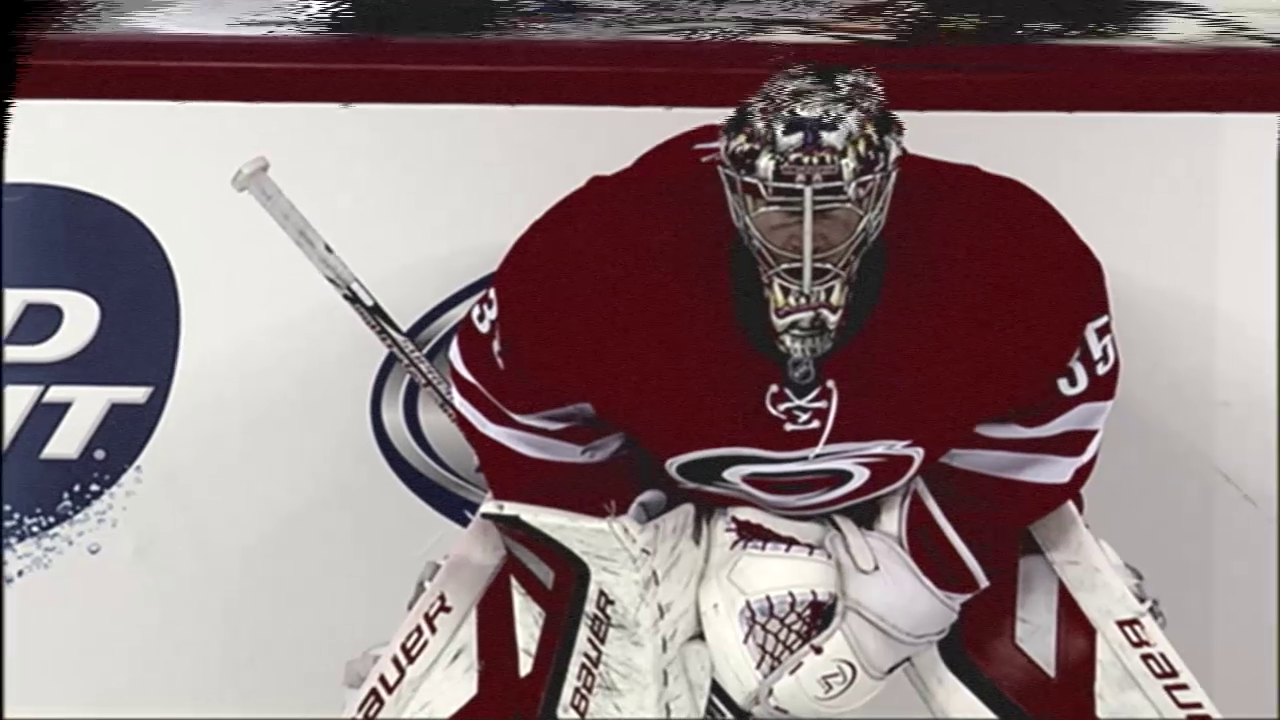 Hurricanes Saves of the Month