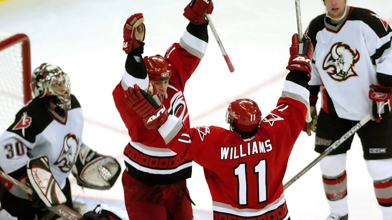 Stanley Cup Moments: Brind'Amour's Game 7 Winner